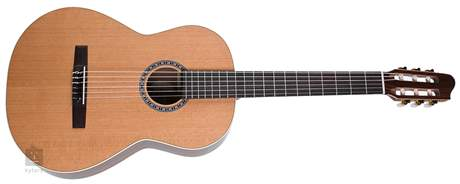 LA PATRIE Concert QI Klasická elektroakustická kytara