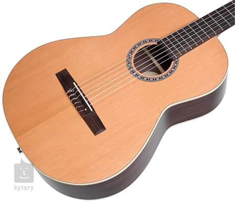 LA PATRIE Collection QI Klasická elektroakustická kytara