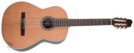 LA PATRIE Presentation QI Klasická elektroakustická kytara