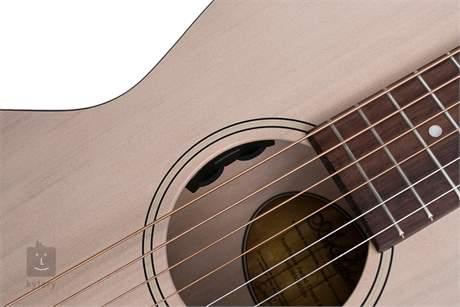 ART & LUTHERIE Roadhouse Faded Cream A/E Elektroakustická kytara