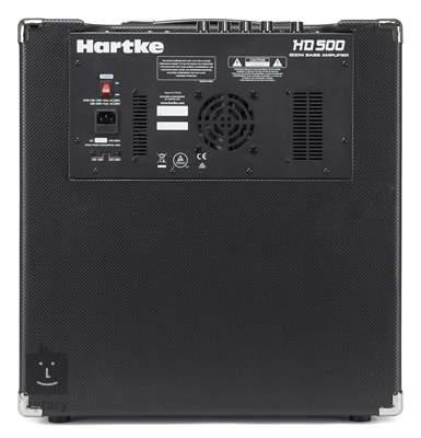 HARTKE HD500 Baskytarové tranzistorové kombo