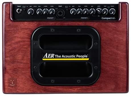 AER Compact 60 III PMH (rozbalené) Kombo pro akustické nástroje