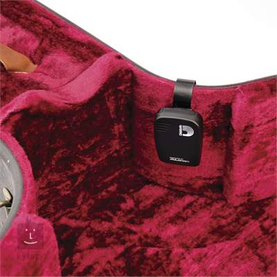 D'ADDARIO PLANET WAVES Humiditrak - Bluetooth Humidity and Temperature Sensor Teploměr, vlhkoměr