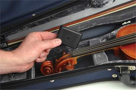 D'ADDARIO PLANET WAVES Small Instrument Humidifier Kytarová kosmetika