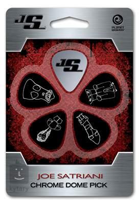 D'ADDARIO PLANET WAVES Joe Satriani Picks Chrome Dome Signature trsátka