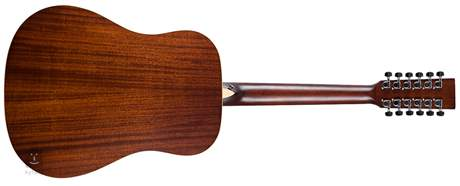 VINTAGE V501-12 Dvanáctistrunná akustická kytara