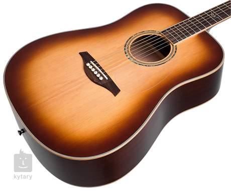 VINTAGE V501TSB Akustická kytara