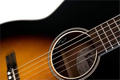 VINTAGE VE440VB Elektroakustická kytara