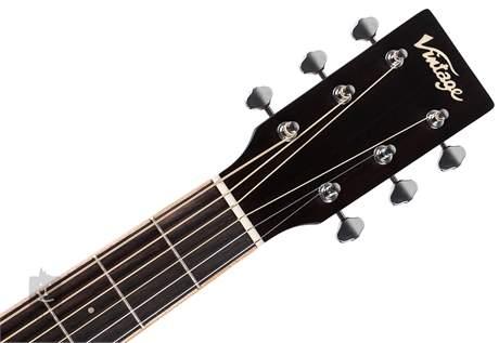 VINTAGE VEC501N Elektroakustická kytara