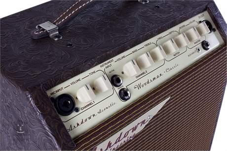 ASHDOWN Woodsman Classic Kombo pro akustické nástroje