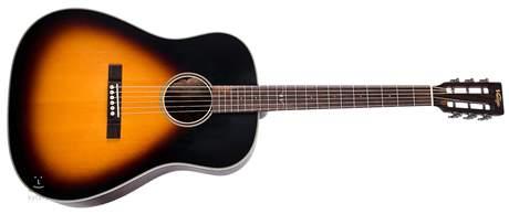 VINTAGE VE660VB Elektroakustická kytara