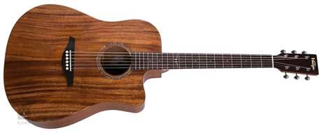 VINTAGE VEC501MH Elektroakustická kytara