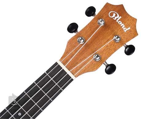 BLOND CO-M Akustické ukulele