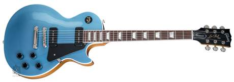 GIBSON Les Paul Classic 2018 Pelham Blue Elektrická kytara