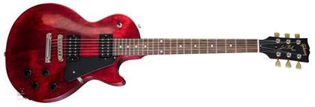 GIBSON Les Paul Faded 2018 Worn Cherry Elektrická kytara