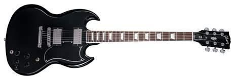 GIBSON SG Standard 2018 Ebony Elektrická kytara