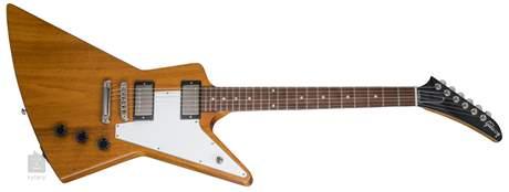 GIBSON Explorer 2018 Antique Natural Elektrická kytara