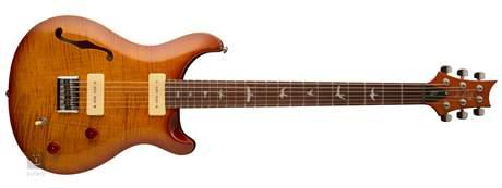 PRS SE 277 Semi-Hollow Soapbar VS 2018 Elektrická kytara