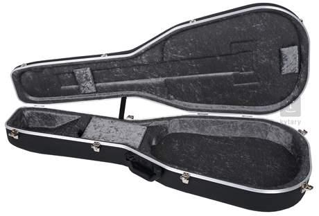 HISCOX Standard Slimline Electro-Acoustic Kufr pro akustickou kytaru