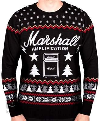 MARSHALL Christmas Jumper L Svetr