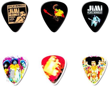 DUNLOP Jimi Hendrix JHPT04H Signature trsátka