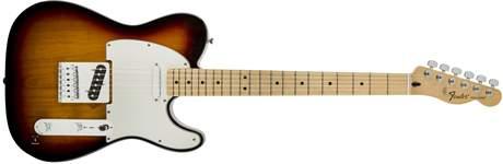 FENDER Standard Telecaster MN BSB Elektrická kytara