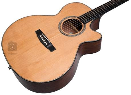 DOWINA Rustica GACE 2017 Elektroakustická kytara