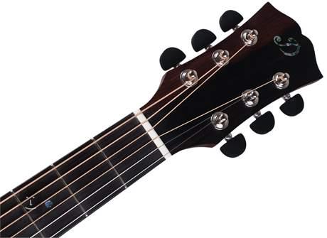 DOWINA Danubius DCE-S 2017 Elektroakustická kytara