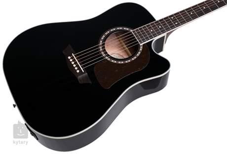 WASHBURN Heritage HD10SCEB-O-U Elektroakustická kytara