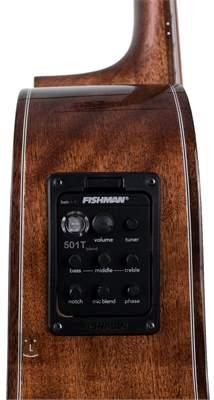 WASHBURN Woodline WLO100SWEK-D-U Elektroakustická kytara