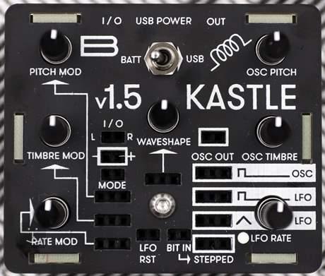BASTL INSTRUMENTS KASTLE SYNTH v1.5 Syntezátor