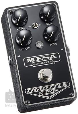 MESA BOOGIE Throttle Box Kytarový efekt