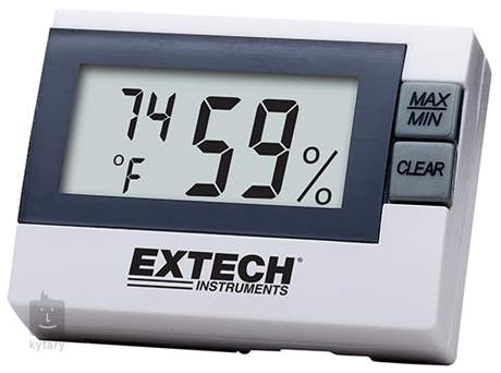 EXTECH Mini Hygro-Thermometer Teploměr, vlhkoměr