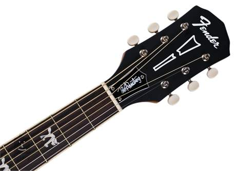 FENDER Tim Armstrong Hellcat Acoustic Elektroakustická kytara