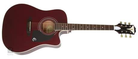 EPIPHONE PRO-1 ULTRA WR Elektroakustická kytara