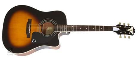 EPIPHONE PRO-1 ULTRA VS Elektroakustická kytara