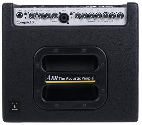 AER Compact XL Kombo pro akustické nástroje