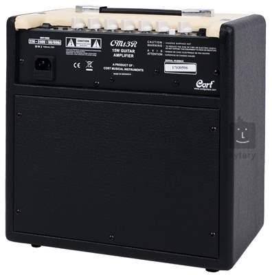 CORT CM 15R BK Kytarové tranzistorové kombo