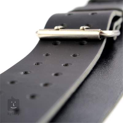 RICHTER Ring Strap Black Kytarový popruh