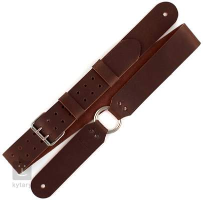 RICHTER Ring Strap Brown Kytarový popruh