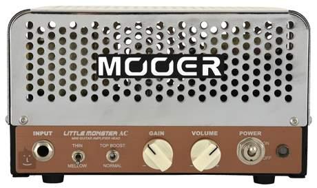 MOOER Little Monster AC Kytarový lampový zesilovač