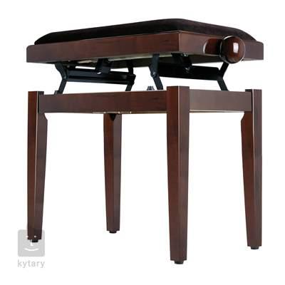 SOUNDSATION SBH-103V-RW Klavírní stolička