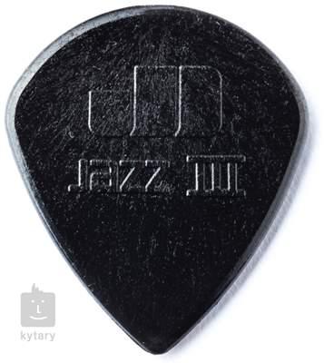 DUNLOP Jazz III Black Stiffo Trsátka