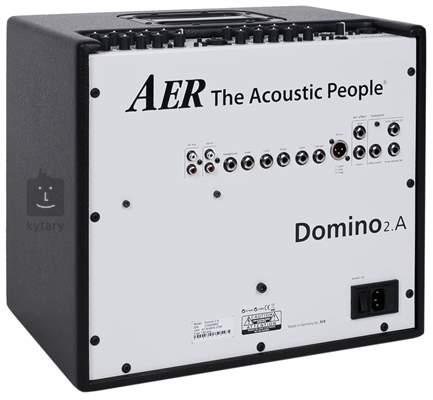 AER Domino 2A Kombo pro akustické nástroje
