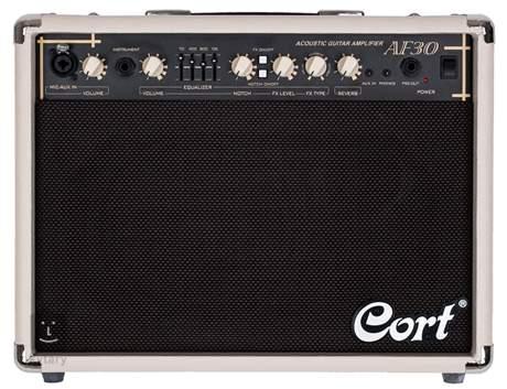 CORT AF 30 Kombo pro akustické nástroje