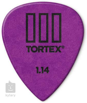 DUNLOP Tortex III 1.14 Trsátka