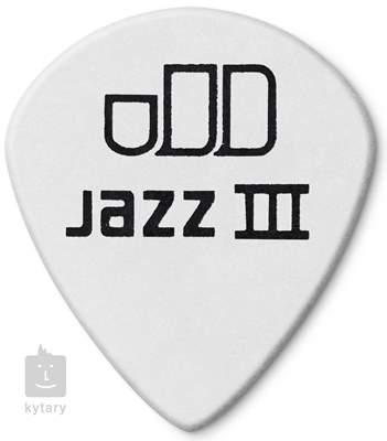 DUNLOP Tortex Jazz III 1.14 White Trsátka