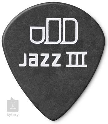 DUNLOP Tortex Pitch Black Jazz III 1.0 Trsátka