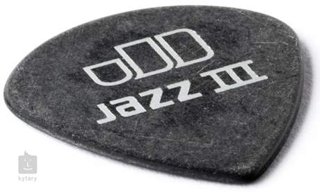 DUNLOP Tortex Pitch Black Jazz III 1.14 Trsátka