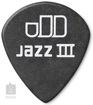 DUNLOP Tortex Pitch Black Jazz III 1.35 Trsátka